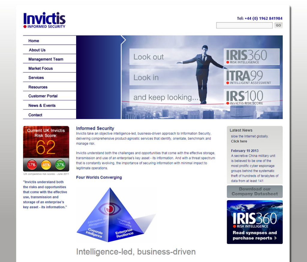 Invictis - go-to-market, branding, marcoms plan, launch and execution