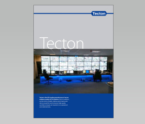 Tecton - eBrochure content creation & production
